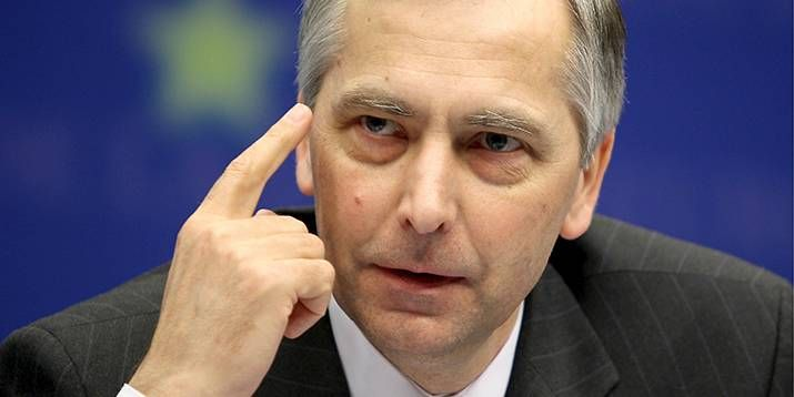 Der EU-Sonderbeauftragte für Religionsfreiheit, Jan Figel. Foto: picture-alliance/dpa
