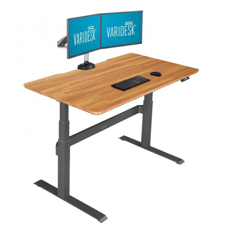 Prodesk 60 full electric standing desk #workspace #desks #electric #furniture #office
