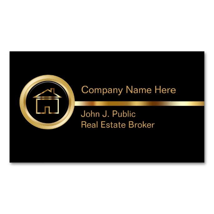 17 best real estate business cards images on pinterest card upscale real estate business cards reheart Images