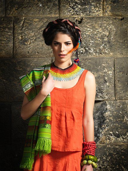 """Mellow Spring 2014 Accessories from Denise Cruz, """"formypeople"""""""