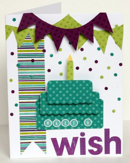 Love the banners!: Challenges, Scrapbook Card, Confetti Cards, Cards Birthday, Crafters Challenge, Card Ideas, Craft Ideas, Clever Cards, Scrapped Cards