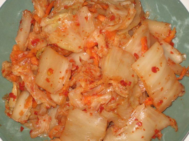 Чим-ча – огненная пекинская капуста. Корейские блюда отличаются совершенно особенным, неповторимым вкусом, многообразием, яркостью, особой технологией приготовления и существенной остротой.