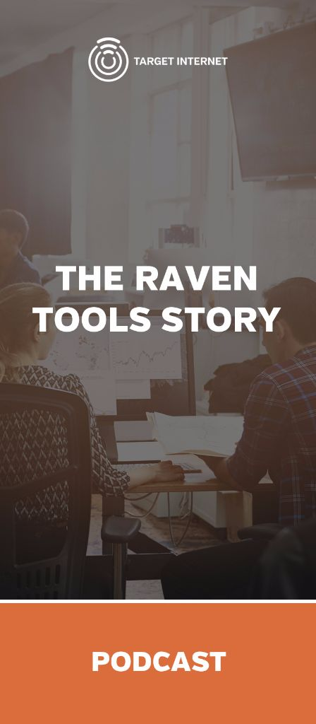 New Podcast Episode #161: The Raven Tools Story. We talk to Jon Henshaw, an SEO entrepreneur and the co-founder of Raven Tools, about how he built a respected global brand over 10 years out of what was originally a tool he built and gave away for free because they thought it might get them a few links. http://qoo.ly/id9hm