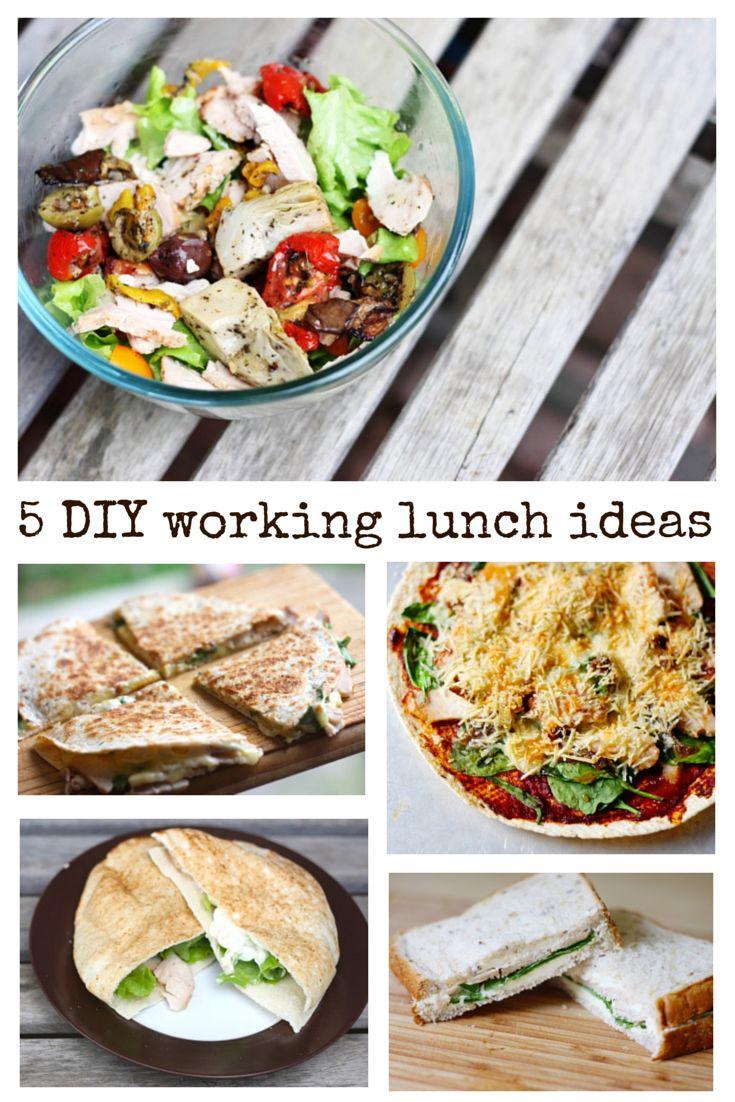 5 yummy lunch ideas