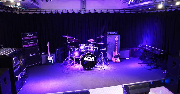Music Rooms London Guitar Setup