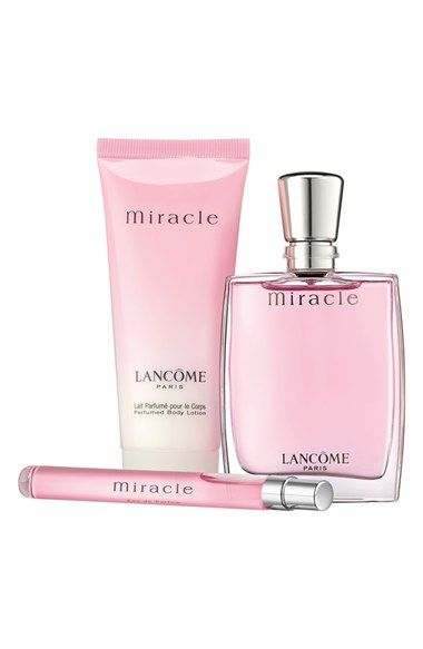 Lancome Miracle set at Nordstrom