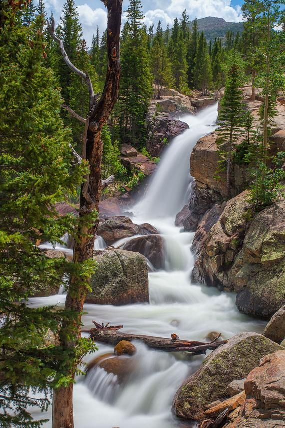 Rocky Mountain National Park Pictures Colorado