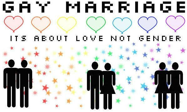 Solutions for gay marriage
