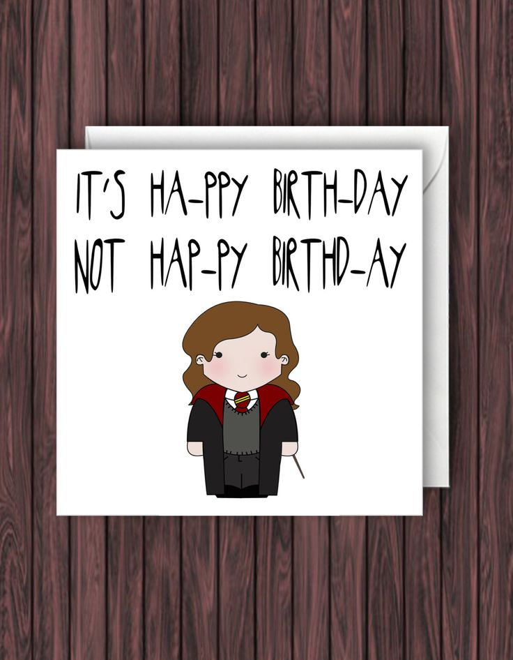 Levi-o-sa. Harry Potter Birthday Card. Funny Greetings Card. Geek Blank Card. by TheDandyLionDesigns on Etsy https://www.etsy.com/uk/listing/463398843/levi-o-sa-harry-potter-birthday-card