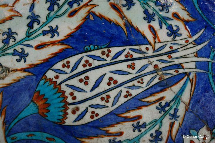 canercangul:  The Tiles of Rustem Pasha Mosque