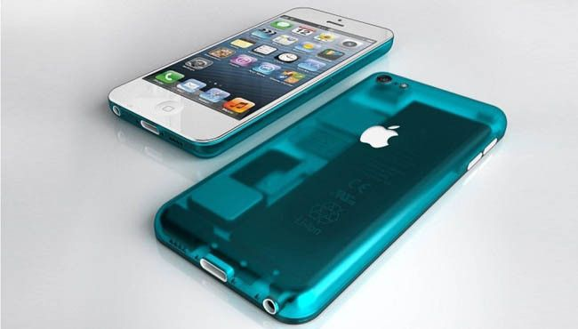 iPhone 5 G3 Concept