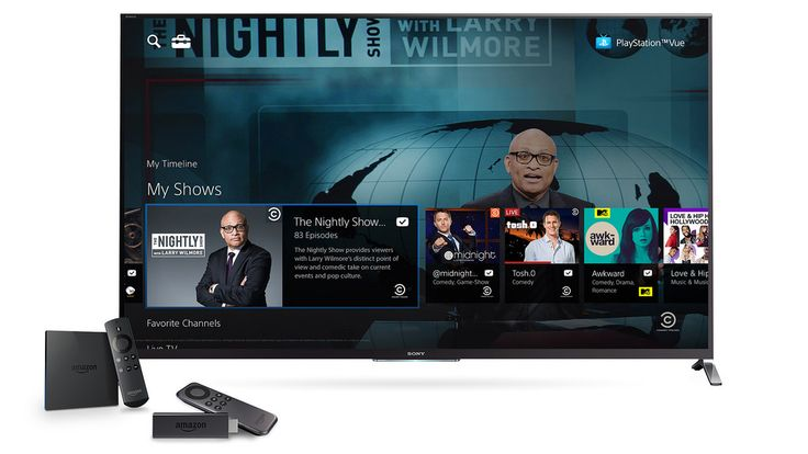 Sony Confirms PlayStation Vue Fire TV Support Chromecast Soon
