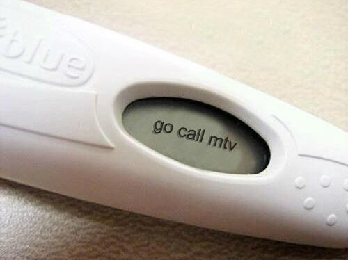 hahahaPregnancy Test, Teen Mom, Funny Pics, Laugh, Call Mtv, Teen Pregnant, Funny Stuff, Things, Teenmom