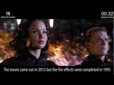 Jokes - Movie Mistakes From Hunger Games