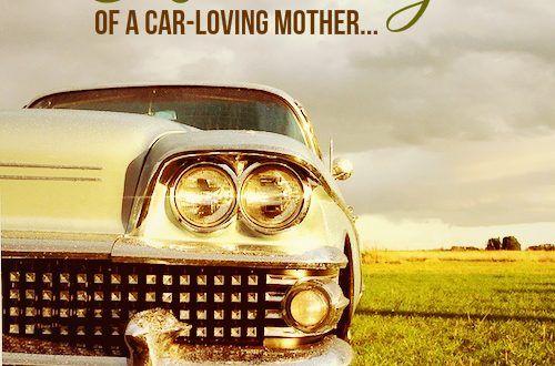 Cheap car insurance and ramblings of a car-loving mother