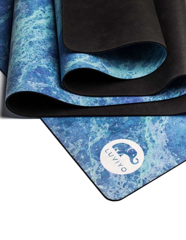All-In-One Yogamatte Blue Marble