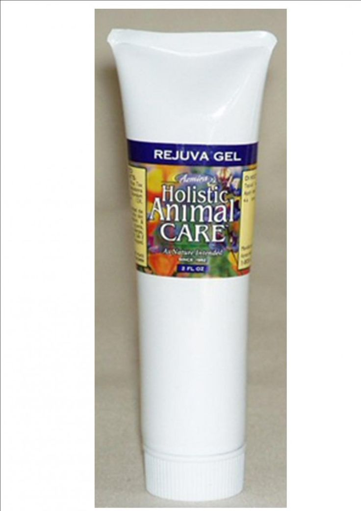 Rejuva Gel soothing homeopathic gel for topical care of itchy skin, irritations and rashes due to allergies, eczema, dermatitis, insect bites, reactions to plants, soaps, shampoos, cleansers, chemicals and dips. Excellent for inflammation of anal glands and softening the tissue. Safe if licked off reduce scarring from burns, cuts, and scrapes after open wound has closed.