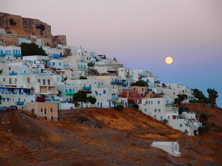 It's Magic! http://astypalaia-island.gr/ (photo: Yves Gilson) #astypalaia #visitgreece #greece #aegeansea #travel