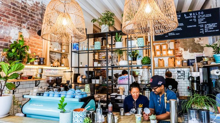 Upper East Side Coffee Shops TOP 5 • Abroad with Ash