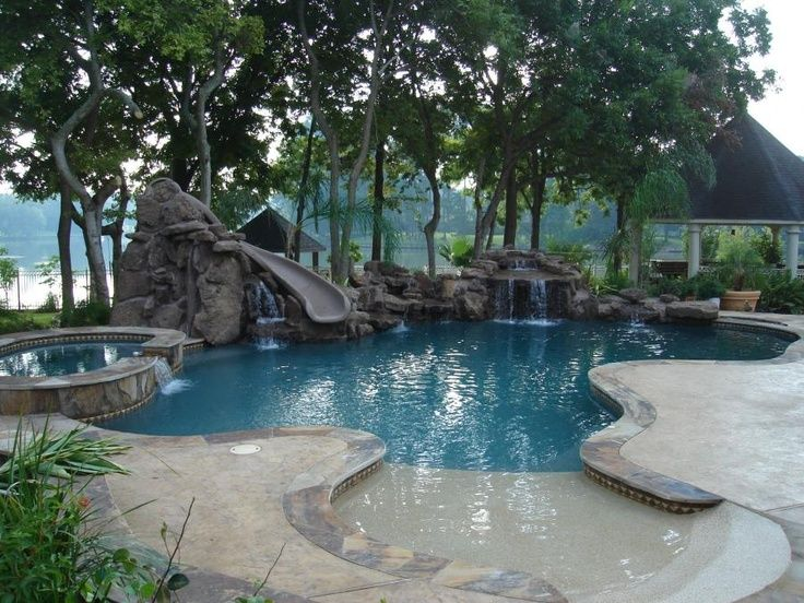 11 Best Favorite Pool Images On Pinterest Backyard Pools Dream Pools And Natural Swimming Pools