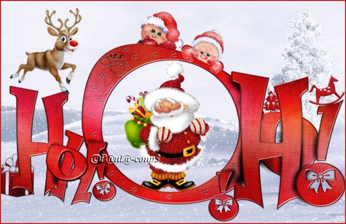 HO,Ho,Ho-Santa Coming