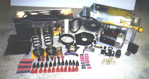 Canadian Electric Vehicles Ltd. - Conversion Kits
