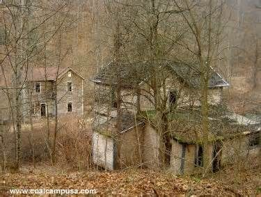 Mining town in west virginia