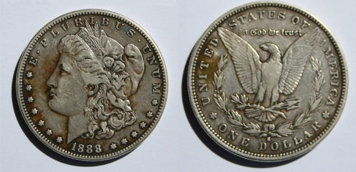 Morgan silver dollars and Peace silver dollars are both very popular coins that have been coin collector favorites for decades. Check out silver dollar values here to find out what your Morgan silver dollars or Peace silver dollars may be worth.