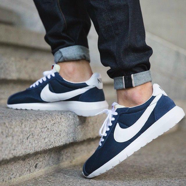 Sportief opgerolde jeans
