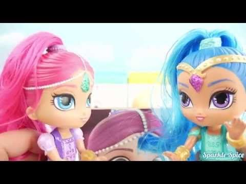 Shimmer and Shine Genie Palace Divine - Nick Jr. Full Episodes Games for Kids | BRODIGAMES - YouTube