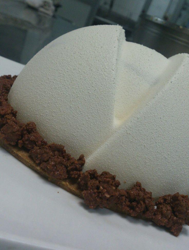 Bavaroise de albahaca