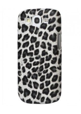 Coque rigide léopard Galaxy S3  9,13€