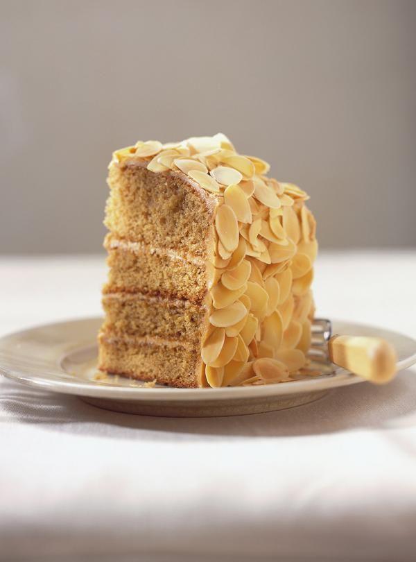 Recette de Ricardo : Gâteau au café