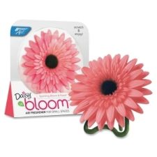 Daisy Air Freshener, Sparkling Bloom And Peach, Coral Pink,
