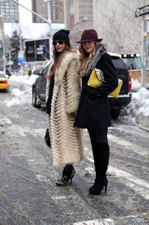 fashion week street style via what courtney wore
