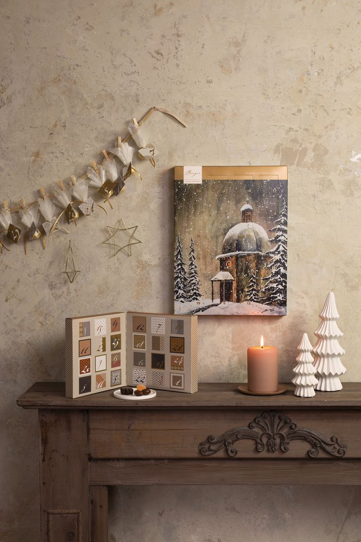Sweet christmas decoration by Berger Feinste Confiserie