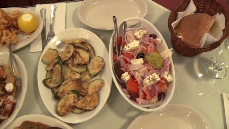 Eat Best Greek Foods @ Telly's Taverna