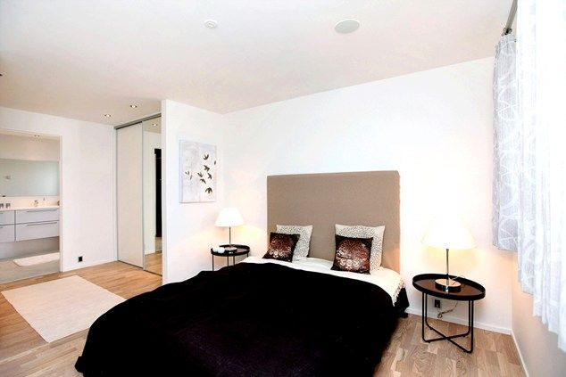 Alternativ løsning soveværelse