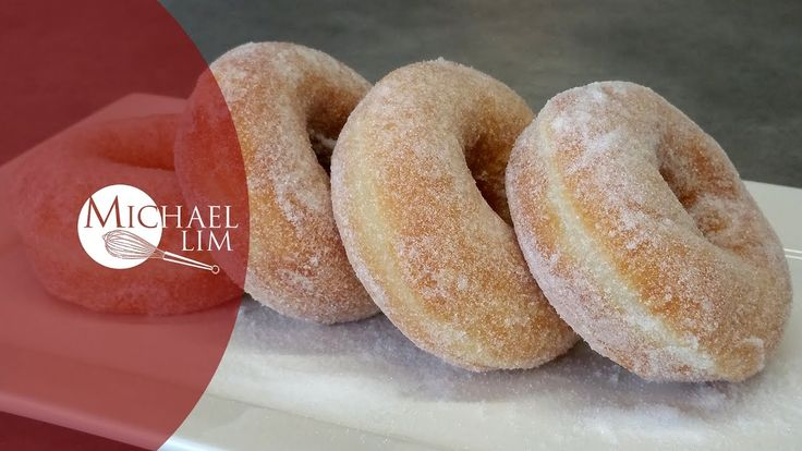 Donuts With Sugar - YouTube