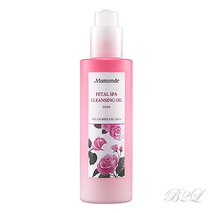 [MAMONDE] Petal Spa Cleansing Oil 200ml / massage effect oil by Amore Pacific #MAMONDE