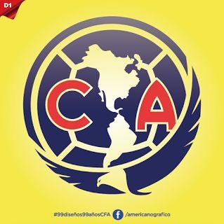 AMERICAnografico: 99 diseños, 99 años de gloria y grandeza del Club ...