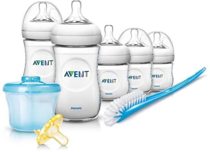 Baby Bottles Feeding Set Infant Starter Pack Newborn Toddler Free Shipping New #PhilipsAvent
