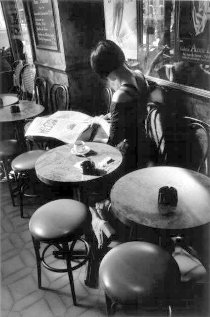 Fred de Casablanca. Bar de la Croix Rouge