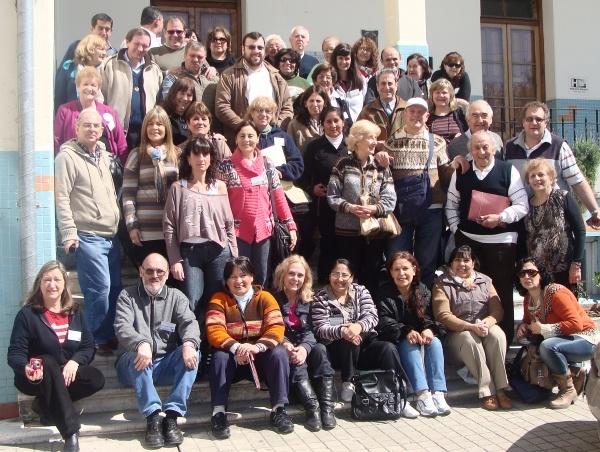 Encuentro Nacional de las Fraternidades del Movimiento Champagnat de la Familia Marista