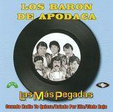 Las Mas Pegadas de Los Baron de Apodaca [CD]
