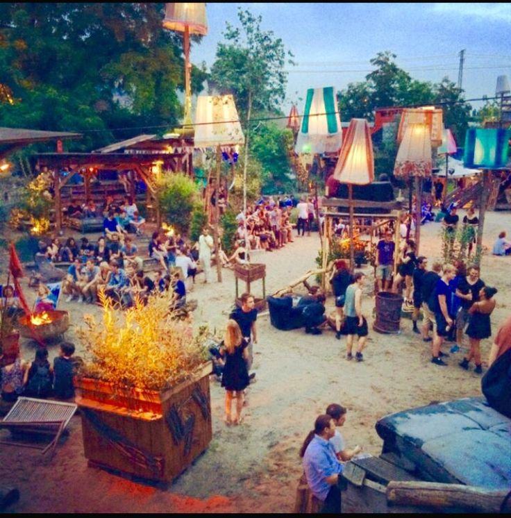 Sisyphos - Berlin'de Gece Kulübü
