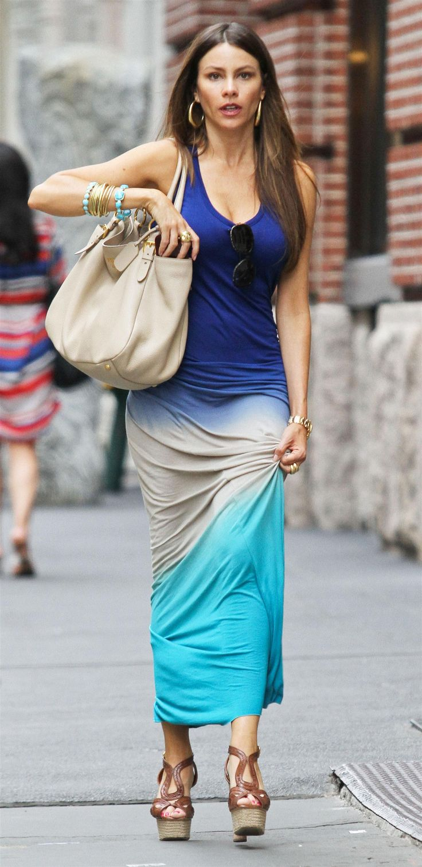 Sofia Vergara style icon, curvy, pretty