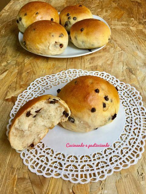 Cucinando e Pasticciando: Pangoccioli