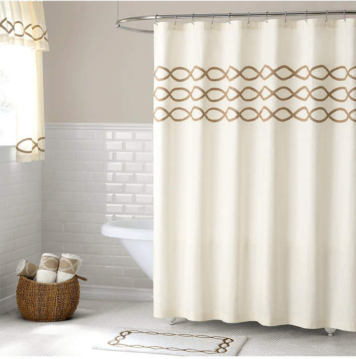 Lamont Linden Cotton Standard 72 X 72 Shower Curtain Bedding