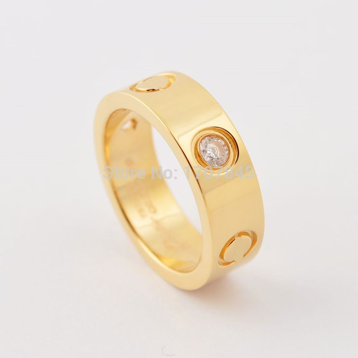 Aliexpress.com : Buy Hot Fashion Women love rings for wedding 316L stainless steel carter rings for lady us size 5 11 from Reliable steel tip disposable tattoo tubes suppliers on ZIKK Brand Jewelry wholesale | Alibaba Group